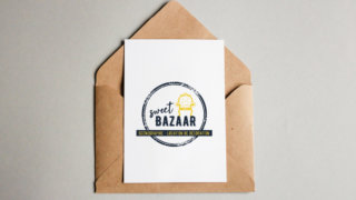 creation logo webdesigner bordeaux sweet bazaar